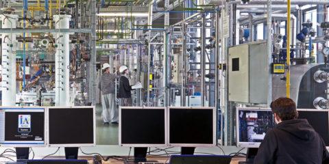 Decanendag: Techniek in de Oefenfabriek